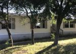 Foreclosed Home in OAKS RD, Bertram, TX - 78605