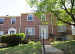 Foreclosed Home en ANDOVER RD, Baltimore, MD - 21218