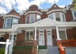 Foreclosed Home en BELGIAN AVE, Baltimore, MD - 21218