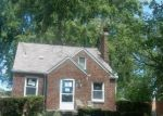 Foreclosed Home en HARRISON BLVD, Lincoln Park, MI - 48146