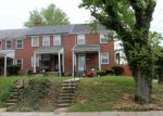 Foreclosed Home en WALTERS AVE, Baltimore, MD - 21239