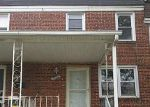 Foreclosed Home en 1/2 PARKSLEY AVE, Baltimore, MD - 21223