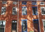 Foreclosed Home en W CONWAY ST, Baltimore, MD - 21230