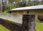 Foreclosed Home en GARDENIA DR, Pahoa, HI - 96778