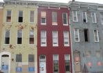 Foreclosed Home en W MULBERRY ST, Baltimore, MD - 21223