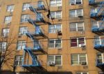 Foreclosed Home in MARION AVE, Bronx, NY - 10458