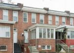 Foreclosed Home en SUMTER AVE, Baltimore, MD - 21215