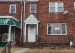Foreclosed Home en TIOGA PKWY, Baltimore, MD - 21215
