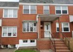 Foreclosed Home en BERKSHIRE RD, Baltimore, MD - 21224