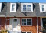 Foreclosed Home en LEIDEN RD, Baltimore, MD - 21206