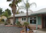 Foreclosed Home in CREWS HILL DR, Sun City, CA - 92586