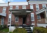 Foreclosed Home en N LOUDON AVE, Baltimore, MD - 21229
