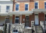 Foreclosed Home en BARTLETT AVE, Baltimore, MD - 21218