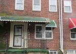 Foreclosed Home en GARRISON BLVD, Baltimore, MD - 21215