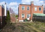 Foreclosed Home en LILLYAN AVE, Baltimore, MD - 21206