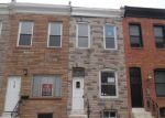 Foreclosed Home en N CURLEY ST, Baltimore, MD - 21224