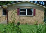 Foreclosed Home in BURGESS AVE, Indianapolis, IN - 46219