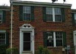 Foreclosed Home en BALE CT, Owings Mills, MD - 21117