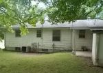 Foreclosed Home in LAKESHORE DR, Scott City, MO - 63780