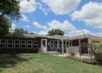 Foreclosed Home in RUTH ST, Healdton, OK - 73438