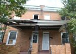 Foreclosed Home in S BENTALOU ST, Baltimore, MD - 21223