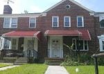 Foreclosed Home in NORTHWICK RD, Baltimore, MD - 21218