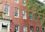 Foreclosed Home in HOLLINS ST, Baltimore, MD - 21223