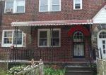 Foreclosed Home en PRESSTMAN ST, Baltimore, MD - 21216