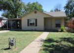 Foreclosed Home in N MONROE ST, San Angelo, TX - 76901