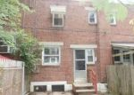 Foreclosed Home en RURAL AVE, Chester, PA - 19013