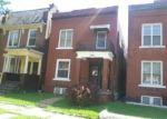 Foreclosed Home en LABADIE AVE, Saint Louis, MO - 63107