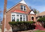 Foreclosed Home in S DANTE AVE, Chicago, IL - 60619