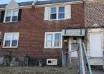 Foreclosed Home en SPRING VALLEY RD, Darby, PA - 19023