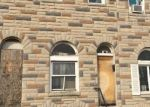 Foreclosed Home en FREDERICK AVE, Baltimore, MD - 21223