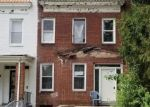 Foreclosed Home en OAKMONT AVE, Baltimore, MD - 21215