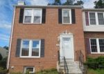 Foreclosed Home in MIDDLE POINT CT, Gaithersburg, MD - 20877