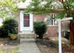 Foreclosed Home in AMBER HILL CT, District Heights, MD - 20747