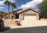 Foreclosed Home in VISTA DEL MONTE DR, Mesquite, NV - 89027