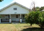 Foreclosed Home in N BURNS ST, Holdenville, OK - 74848