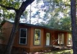 Foreclosed Home in CEDAR LODGE RD, Coldspring, TX - 77331