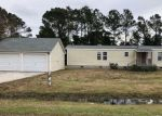 Foreclosed Home in SUMMERPLACE DR, Gloucester, NC - 28528