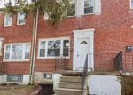 Foreclosed Home en WADSWORTH WAY, Baltimore, MD - 21239