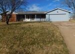 Foreclosed Home in STATE HIGHWAY 92, Chickasha, OK - 73018