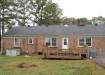 Foreclosed Home in DOVER RD, Rocky Mount, NC - 27804