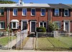 Foreclosed Home in SWALE AVE, Brooklyn, MD - 21225