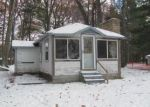 Foreclosed Home in WOLF LAKE DR, Baldwin, MI - 49304