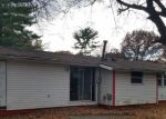 Foreclosed Home in SILVER MAPLE CT, Indianapolis, IN - 46222