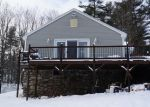 Foreclosed Home in ALLANS POND RD, Casco, ME - 04015