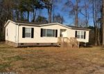 Foreclosed Home in W MOUNT DR, Rocky Mount, NC - 27803