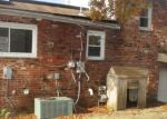 Foreclosed Home in IRON FORGE RD, District Heights, MD - 20747